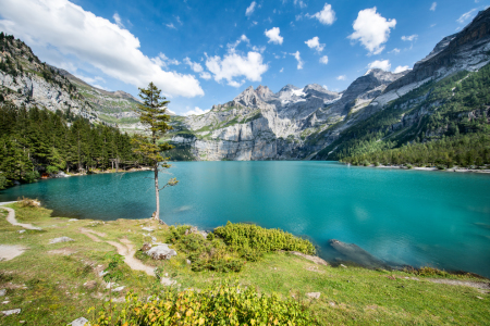 Picture no: 12097511 Oeschinensee  Created by: eyetronic