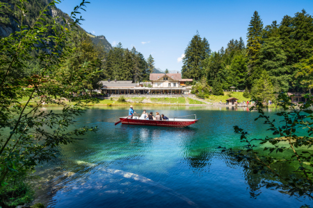 Picture no: 12097516 Urlaub am Blausee in der Schweiz Created by: eyetronic