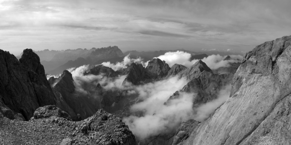 Picture no: 12103638 Dolomiten Panorama III Created by: Gerhard Albicker