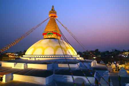 Picture no: 12118292 Bodnath Stupa Created by: Gerhard Albicker