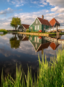 Picture no: 12164011 Abendstimmung in Holland Created by: Achim Thomae
