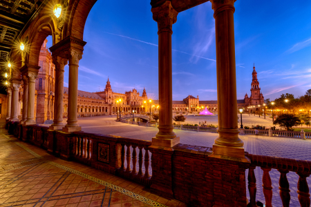 Picture no: 12180529 Plaza de Espana Created by: DirkR