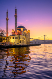 Picture no: 12184387 Sonnenaufgang in Istanbul Created by: Mapics