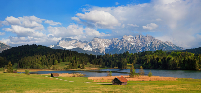 Picture no: 12187876 Berglandschaft Geroldsee Created by: SusaZoom