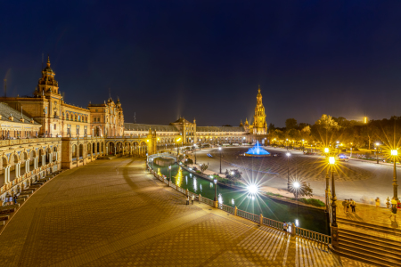 Picture no: 12188854 Plaza de Espana Created by: DirkR