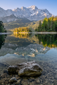 Picture no: 12211980 Eibsee in Bayern Created by: Achim Thomae