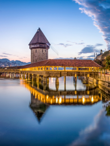 Picture no: 12235582 Kapellbrücke in Luzern Created by: eyetronic