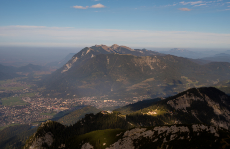 Picture no: 12246333 Blick auf Garmisch Created by: Gregor Handy