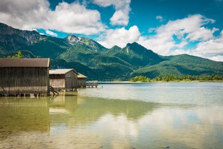 Picture no: 12257101 Sommer am Kochelsee Created by: Martin Wasilewski