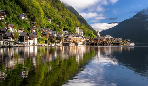 Picture no: 12265196 Hallstatt Salzkammergut Created by: Achim Thomae