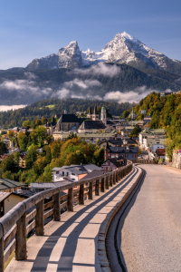 Picture no: 12273498 Herbst in Berchtesgaden Created by: Achim Thomae