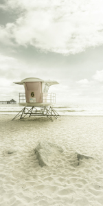 Picture no: 12300750 KALIFORNIEN Imperial Beach - Vintage Panorama Created by: Melanie Viola