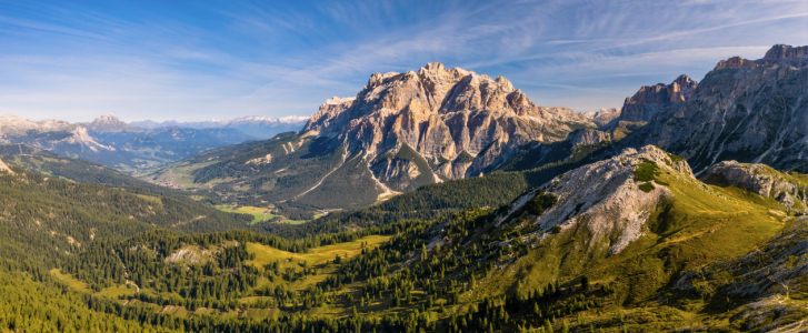 Picture no: 12315053 Dolomitenpanorama Created by: Achim Thomae