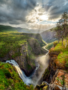 Picture no: 12319509 Voringfossen Drom Created by: andreasschwalm