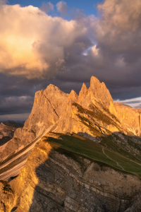 Picture no: 12330612 Sonnenuntergang in den Dolomiten Created by: Achim Thomae