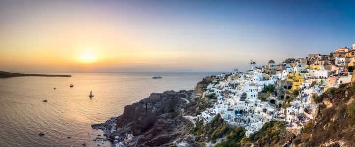 Picture no: 12333654 Oia auf Santorin Created by: eyetronic