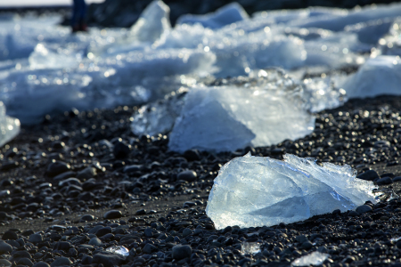 Picture no: 12344637 Jökulsarlon Black Diamond Beach Created by: kb-photodesign