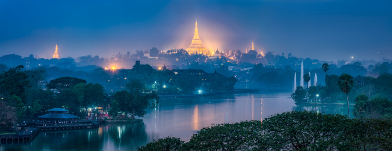 Picture no: 12351337 Shwedagon Pagode in Yangon Created by: eyetronic