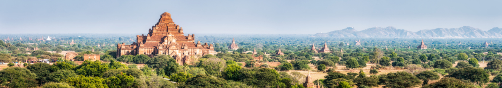 Picture no: 12353301 Bagan Panorama Created by: eyetronic