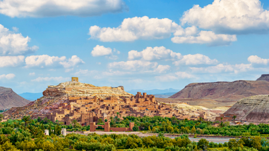 Picture no: 12379672 Ksar Ait Ben Haddou Created by: Mike Mike Kreiten