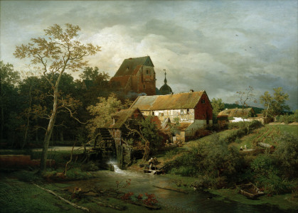 Picture no: 30000048 A.Achenbach, Erftmühle Created by: Achenbach, Andreas