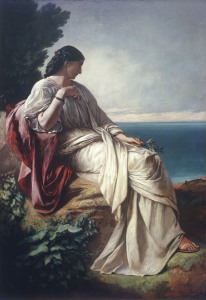Picture no: 30000134 Anselm Feuerbach / Iphigeneia Created by: Feuerbach, Anselm