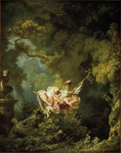 Picture no: 30000208 J.H.Fragonard, The Swing Created by: Fragonard, Jean-Honoré