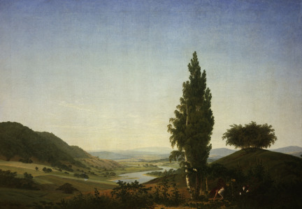 Picture no: 30000254 C.D.Friedrich / The summer / 1807 Created by: Friedrich, Caspar David