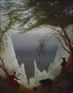 Picture no: 30000328 Friedrich/Chalk cliffs i.Rügen/After1818 Created by: Friedrich, Caspar David