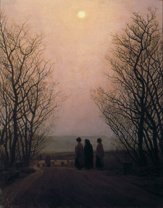 Picture no: 30000354 C.D.Friedrich, Easter morning / c.1835 Created by: Friedrich, Caspar David