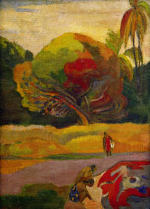 Picture no: 30000566 Paul Gauguin / Women by the River Created by: Gauguin, Paul