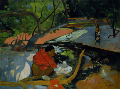 Picture no: 30000612 P.Gauguin / Te po poi (The Morning) Created by: Gauguin, Paul