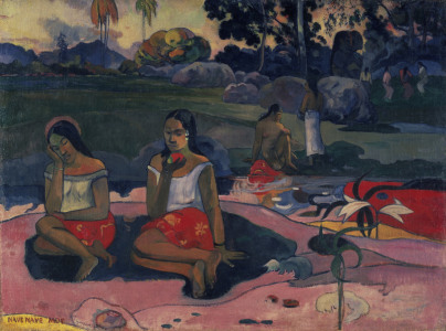 Picture no: 30000626 Gauguin, Nave Nave Moe Created by: Gauguin, Paul