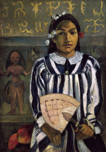 Picture no: 30000628 P.Gauguin/Merahi metua no Tehamana Created by: Gauguin, Paul