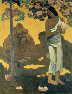 Picture no: 30000648 P.Gauguin / Te Avae no Maria / 1899 Created by: Gauguin, Paul