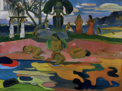 Picture no: 30000656 Gauguin, Mahana no atua Created by: Gauguin, Paul