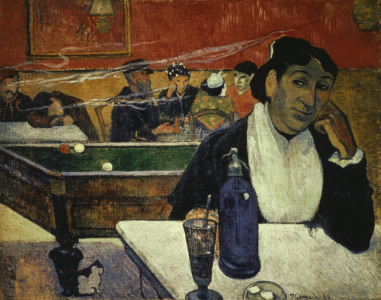 Picture no: 30000662 Paul Gauguin / In the Café / 1888 Created by: Gauguin, Paul