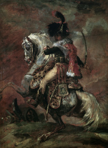 Picture no: 30000700 Gericault / Mounted Officer / 1812 Created by: Géricault, Théodore