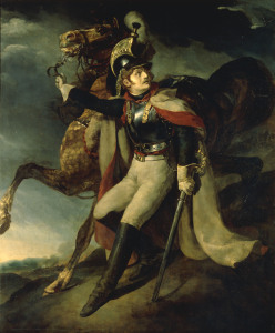 Picture no: 30000702 Géricault / Wounded cuirassier / 1814 Created by: Géricault, Théodore