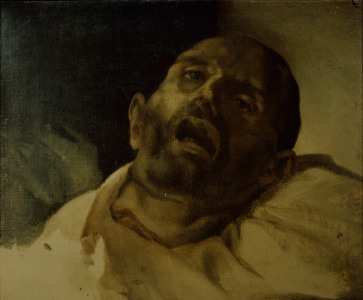 Picture no: 30000714 Th.Géricault, Der Guillotinierte Created by: Géricault, Théodore