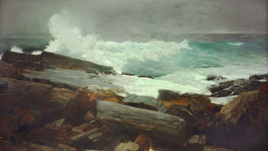 Picture no: 30001038 Winslow Homer / Weatherbeaten Created by: Homer, Winslow