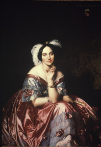 Picture no: 30001120 Betty de Rothschild / Ingres / 1843 Created by: Ingres, Jean-Auguste-Dominique