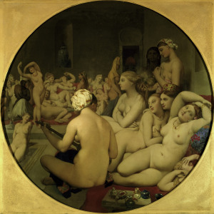 Picture no: 30001184 Ingres / Turkish Bath / Painting / 1862 Created by: Ingres, Jean-Auguste-Dominique