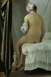 Picture no: 30001190 Ingres / The Bather / 1808 Created by: Ingres, Jean-Auguste-Dominique