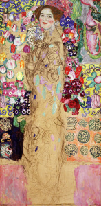 Picture no: 30001206 G.Klimt / Portrait of a Lady / 1917/18 Created by: Klimt, Gustav