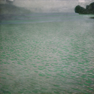 Picture no: 30001216 Gustav Klimt / On Attersee Created by: Klimt, Gustav