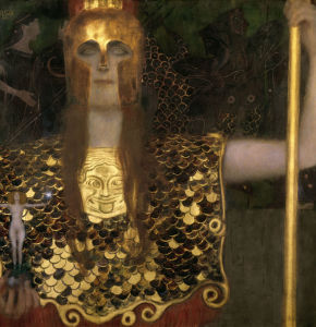 Picture no: 30001220 G.Klimt / Pallas Athene / 1898 Created by: Klimt, Gustav
