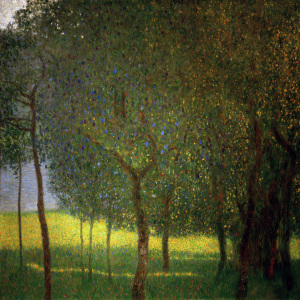 Picture no: 30001224 G.Klimt / Fruit Trees on Attersee Created by: Klimt, Gustav