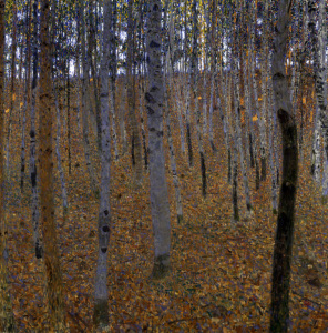 Picture no: 30001228 Klimt / Beech Forest / c.1902 Created by: Klimt, Gustav