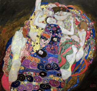 Picture no: 30001246 G.Klimt, The Virgin Created by: Klimt, Gustav